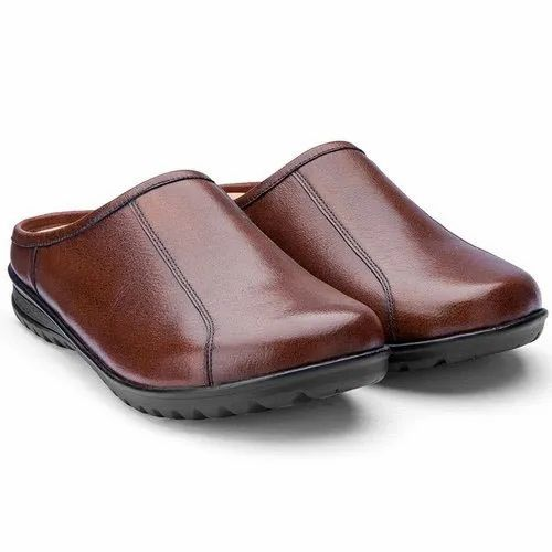 00fcce5625 Formal Slip On Mens Brown Orthopedic Shoes, Size: 6-10, Packaging Type