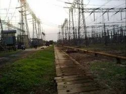 220kV Outdoor Switchyard Substation Structure Design Consultancy