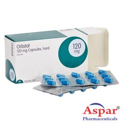 Orlistat Capsules, 120 Mg, for Personal
