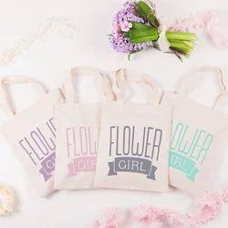 Printed Ladies Cotton Shoulder Bag, For Gifting, Capacity: 2-5 Kg