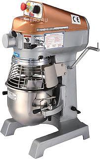Stainless Steel SPAR SP 200A Dough Mixer, Capacity: 20 Ltrs, Model: SP-200A