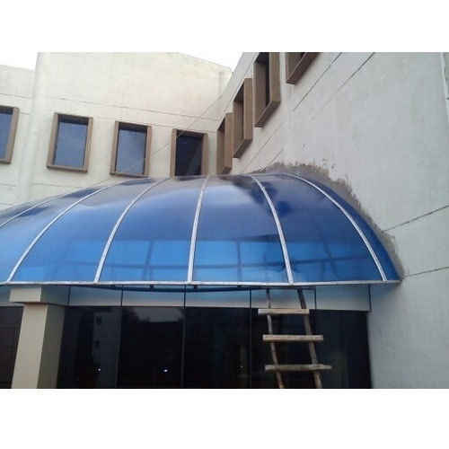 Polycarbonate Sheet Dome At Rs 145 Sq Feet Pc Domes