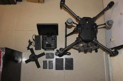 Dji Matrice 210 RTK V2 Quadcopter with D-RTK 2 GNSS Mobile