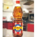 Suraj Edible Mustard Oil, Packaging Type: Plastic Bottle