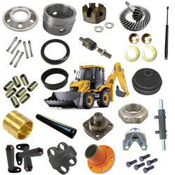 JCB Axle & Wheel Parts 3CD 3DX Backhoe Loader