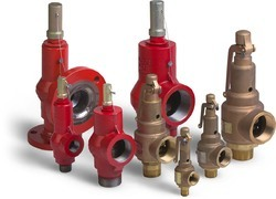 Safety Relief Valve for Automobile Industry