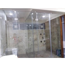 Bathroom Shower Fitting Glass