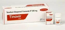 Tenofovir Disoproxil Fumarate 300 Mg Tablets