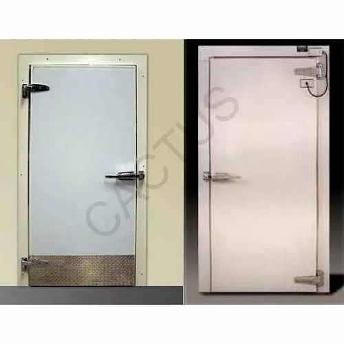 PUF Cold Storage Hinged Door