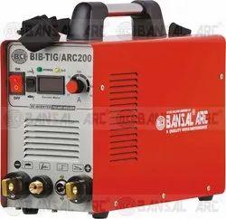 BIB 200 Inverter DC Tig Arc Series Welder