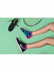 Soxytoes Cotton Teen Athletic Socks, Size: Free Size