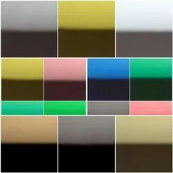 Custom Color Mirror Finish Sheets