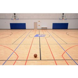 Wood Sports Flooring