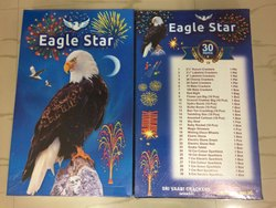 Eagle Star Cracker Gift Box