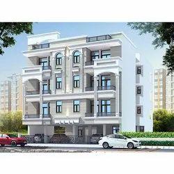 Residential Projects Concrete Villa Construction Service