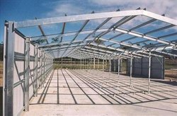 Warehouse Structure Fabrication Service