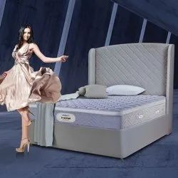Foam and Spring Springfit Hotel Primo Mattress, Size/Dimension: 72*75*8, Thickness: 6 To 9 Inches