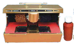 ASPXD1 Automatic Shoe Shine Machine
