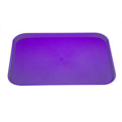 Polycarbonate Purple Serving Tray