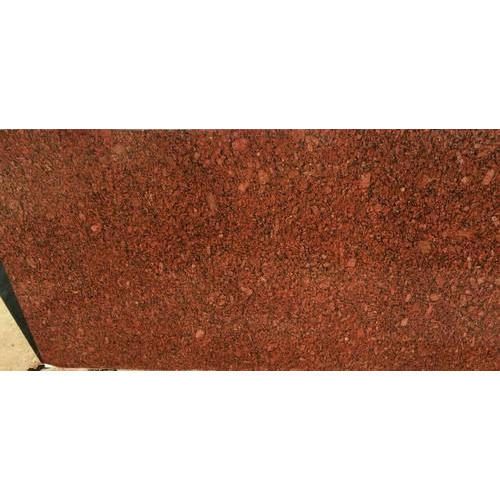 Imperial Red Granite, for Flooring, Thickness: 5-10 mm