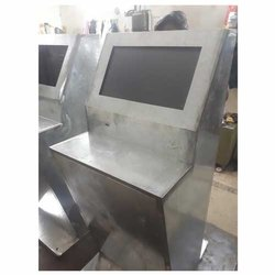 Mild Steel Kiosk Fabrication