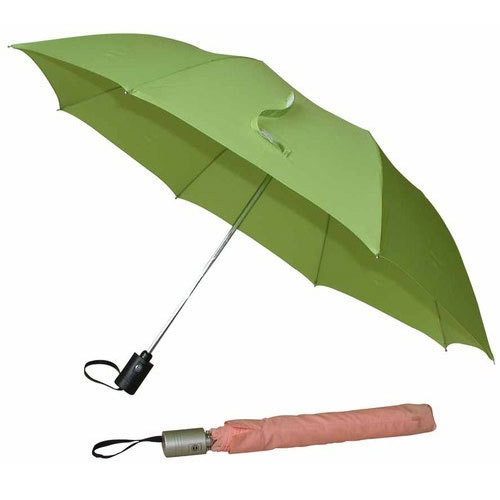 Two Fold Umbrella with Cloth Cover