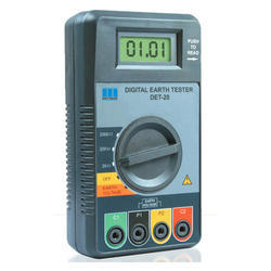Motwane DET-20 Digital Earth Resistance Tester