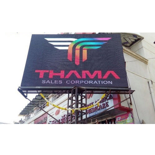 Outdoor Advertising LED Screen P10