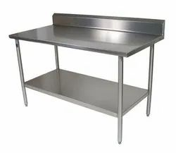 Staineless Steel Work Table