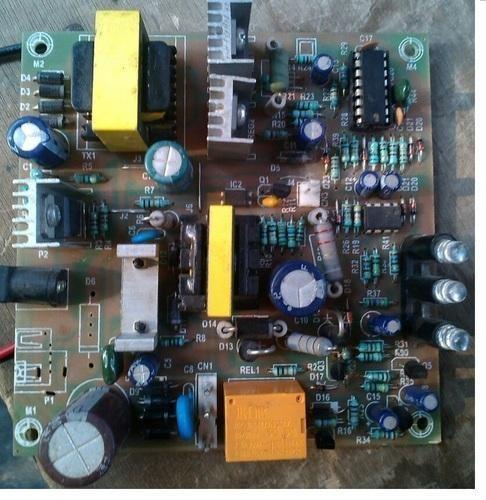 JEA 3 CFL Inverter Circuit Board (45VA), For Emergency Light