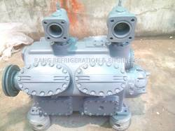 Carrier Refrigeration Compressor