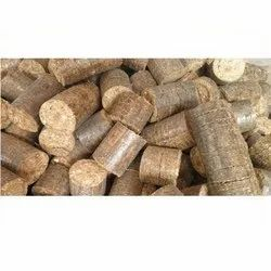 85 mm Biomass Briquettes, For Solid Fuel For Boiler