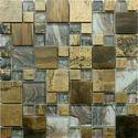 Glass Mosaic Interior Tile