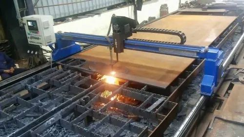 CNC Flame Cutting Services