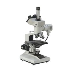 Upright Binocular Metallurgical Microscope