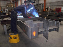 Stainless Steel Sheet Steel Fabrications