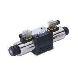 Yuken High Pressure Double Acting Directional Valve, Size: 1-4''