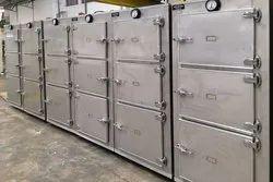 Dead Body Freezer Cabinet