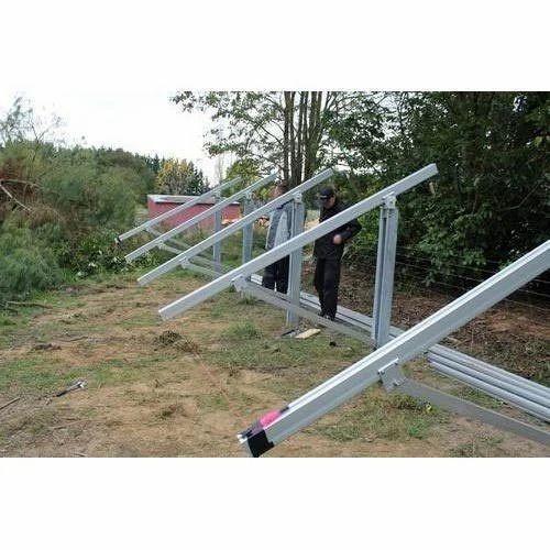 Aluminum Solar Panel Frame एल्युमिनियम सोलर पैनल फ्रेम At