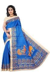 Women Kalamkari Saree