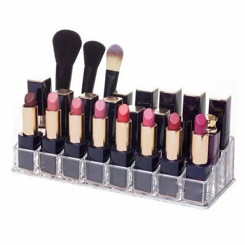 c60024f0a056 Acrylic Lipstick Organizer & Beauty Care Holder