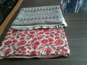 Silk Floral Print Saree
