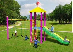 Outdoor Playground Equipment KAPS 2304