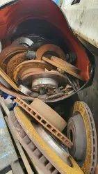 Black Iron Hms Scrap, For Metal Industry, Packaging Type: Loose