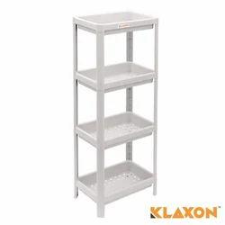 Klaxon Plastic Storage Rack
