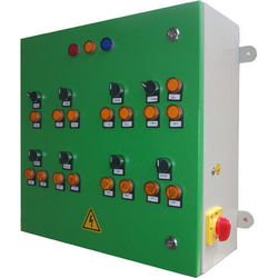 Sewage Treatment Plant Control Panel