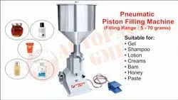 Pneumatic Tube Filling Machine / Hand Sanitizer Filling Machine