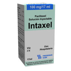 Intaxel Injection 100mg