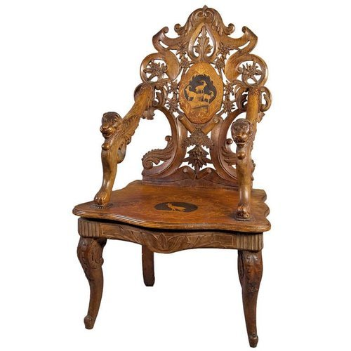 Product Image. Read More. Wooden Antique Chairs - Wooden Almirah And Wooden Antique Chairs Manufacturer Subhash