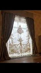 Embroider Curtains